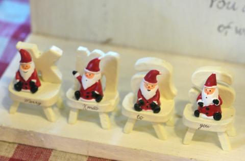 クリスマスマスコット